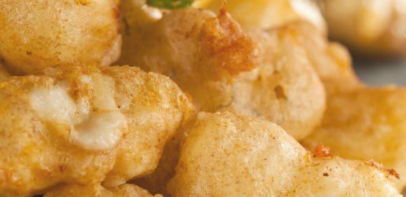 la recette des beignets de fromage de la chef claudia crisan