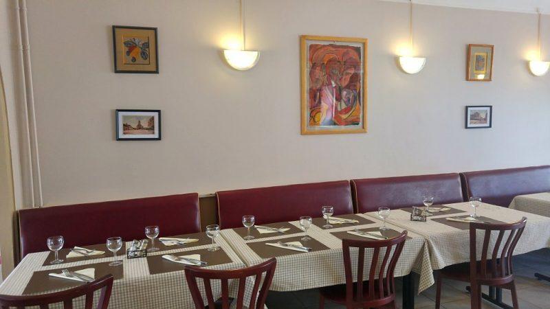 La Salle du restaurant Chez Claudia