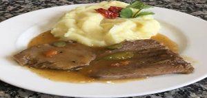 recette de langue de boeuf cuisine familial au restaurant chez claudia seine et marne
