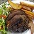 restaurant chez claudia souris d'agneau confite par la chef claudia crisan