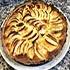 Tarte aux pommes caramélisées recette de la chef Claudia Crisan